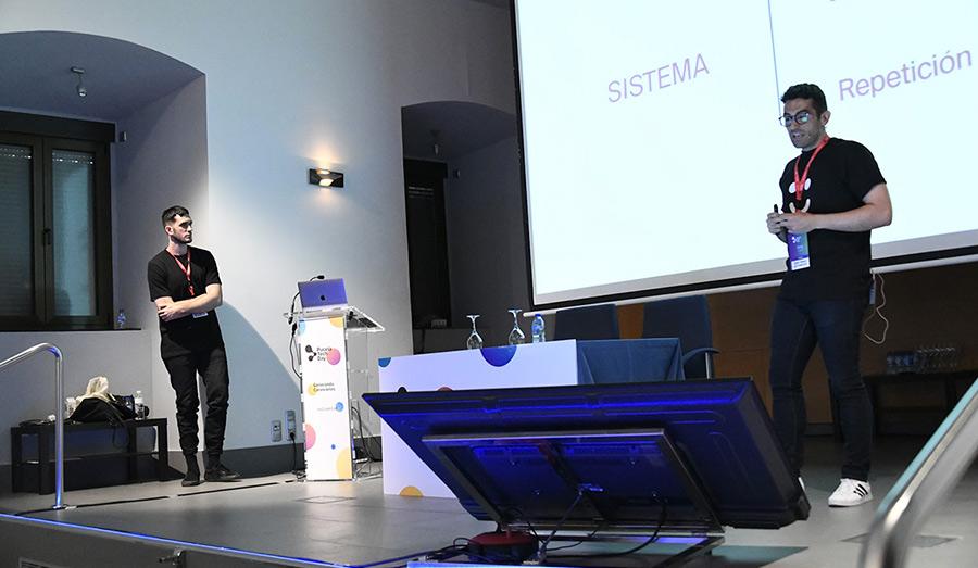 Rubén Chumillas y Álvaro Recuenco - Pucela Tech Day