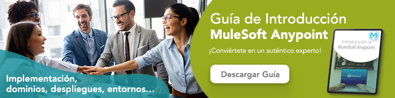 Guia introduccion MuleSoft AnyPoint