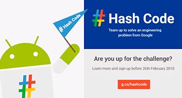 hash code everis
