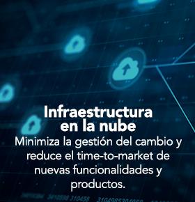 Infraestructura en la nube