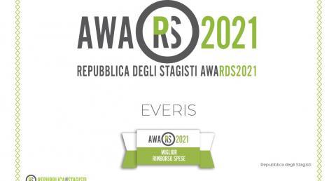 """everis Italia vince, per il 7° anno consecutivo, gli """"Awards Best Stage""""..."""