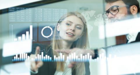 El 61% de las compañías de servicios financieros y aseguradoras tiene...