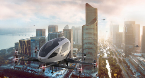 L'Europa mette alla prova il futuro della mobilità aerea urbana