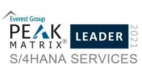 NTT DATA Named a Leader in Everest Group's SAP Services PEAK Matrix Report