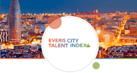 L'everis City Talent Index valuta e classifica la capacità di 25 città in...