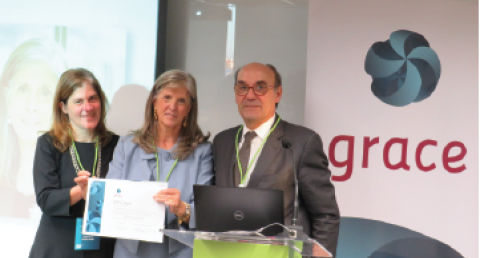 A everis Portugal recebeu a Assembleia Geral do Grace