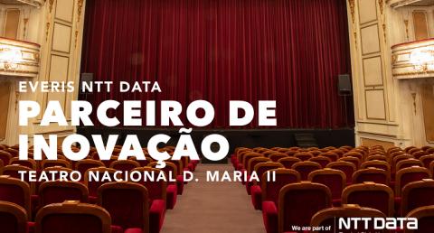 everis NTT DATA Portugal é o novo Parceiro de Inovação do Teatro Nacional D....
