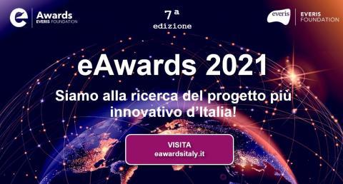 Al via la call 4 ideas per la settima edizione italiana degli eAwards 2021