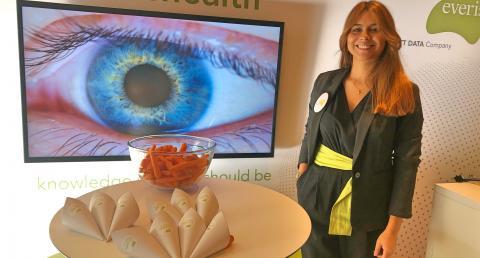 A everis participa no evento Eyevolution promovido pela Novartis
