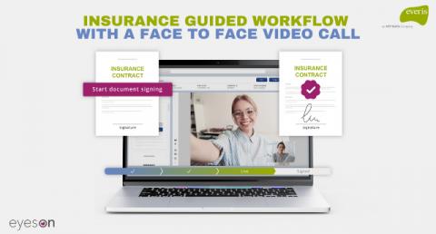 everis & eyeson | Insurance Agents & Clients bridging the distance