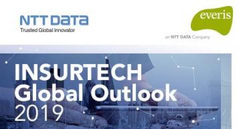 everiseNTT DATA presentano il Report InsurTech Outlook 2019
