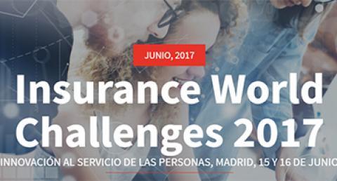 everis patrocina el Insurance World Challenges 2017