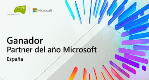 everis, reconocida por Microsoft como Partner del Año 2020 en España