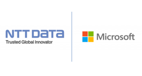 NTT DATA and Microsoft announce strategic collaboration to enable new digital...