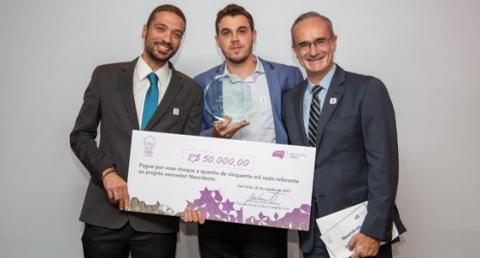 Neurobots é startup vencedora do Empreenda Saúde 2019