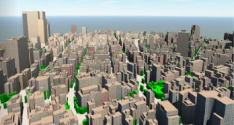 NTT DATA y everis lanzan un paquete de mapas digitales 3D avanzados para...