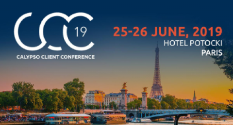 everis is golden sponsor of the Calypso Client Conference Europe 2019