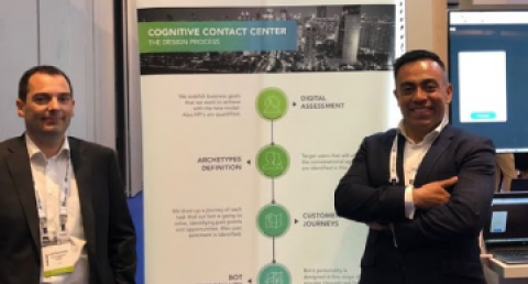 Phase II of the Cognitive Contact Center to be showcased at TM Forum 2019 in...