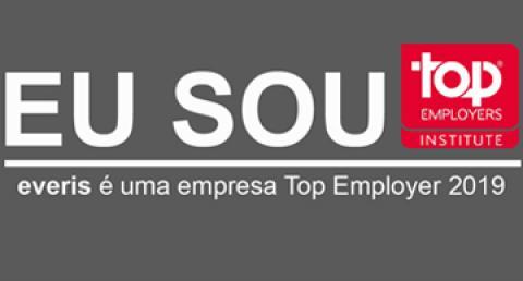 Boas práticas de RH e capacidade de geração de empregos da everis é...