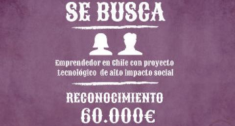 Gráfica de premio actitud Chile