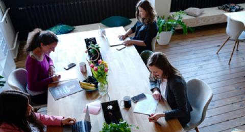 Foro de inversión de mujeres TIC emprendedoras