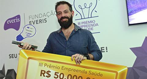 Laurabot é o grande vencedor do Prêmio Empreenda Saúde 2017