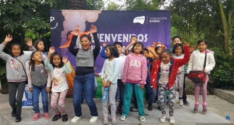 "Fundación everis arranca programa: ""Mundo Jurásico"" para promover Educación..."