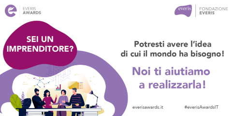 Al via la call for ideas per la sesta edizione degli everis Italia Awards