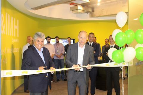 everis inaugura el Centro de infraestructura y ciberdefensa en Brasil.