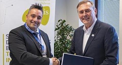 everis firma un accordo di collaborazione sulla sicurezza informatica con la...