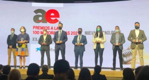 Las 100 mejores ideas de Actualidad Económica: premio a everis por su...