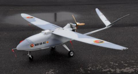 Spanish Armed Forces acquire SCR's Atlantic and Tucan RPAS