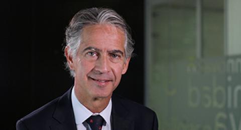 Benito Vázquez, everis CEO