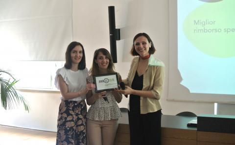 everis, per il 5° anno consecutivo, vince il premio BEST STAGE | Repubblica...