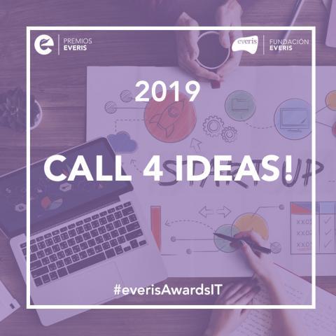 Al via la call for ideas per la quinta edizione degli everis Italia Awards