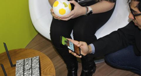 everis cria aplicativo com realidade aumentada para auxiliar os clientes em...