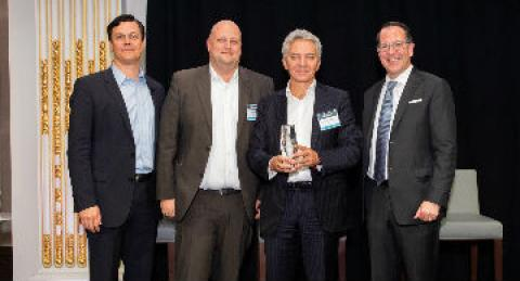 "everis awarded with ""Rising Star"" at Cloudera Global Partner Summit"