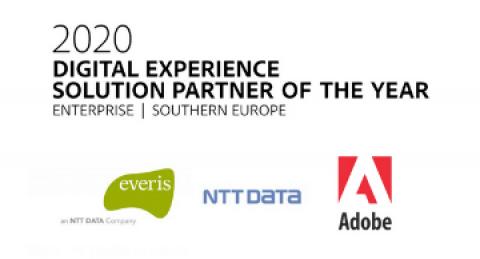 everis, Partner del Año para el Sur de Europa en los Adobe Digital Experience...