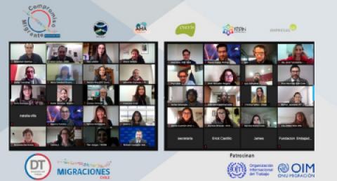 everis Chile obtiene el reconocimiento Compromiso Migrante 2020 otorgado por...