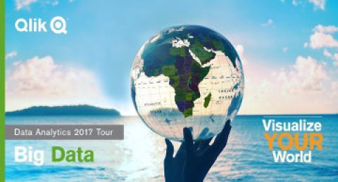 everis participa en Visualize Your World 2017