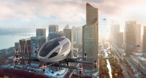 Europe tests the future of urban air mobility