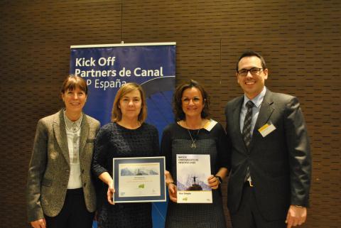 SAP reconoce a everis como el partner de Mayor Crecimiento de Negocio en España