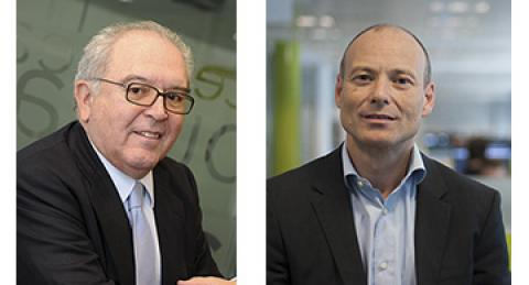 The Board of Directors of everis appoints Eduardo Serra as president and Fritz Hoderlein as CEO