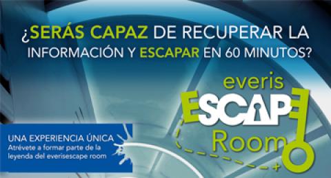 Escape Room d'everis a l'Escola d'Enginyeria de la Universitat Autònoma de...