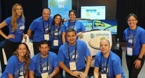 Colaboradores everis presentan en evento de SAP