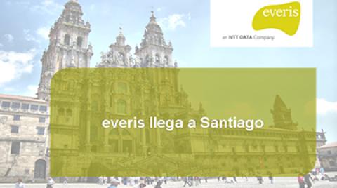Nueva oficina de everis en Santiago de Compostela