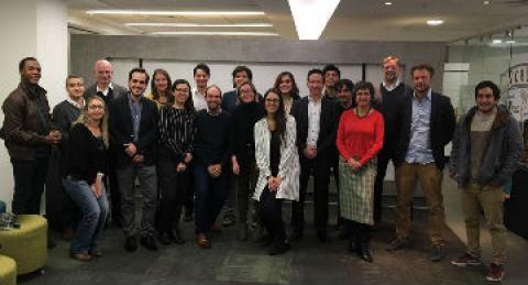Seis proyectos de innovación compiten para ser el representante de Chile en...