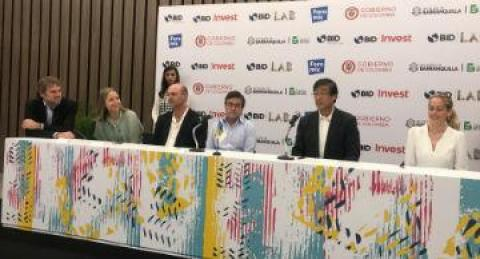 O Banco Interamericano de Desenvolvimento  (BID) e a NTT DATA assinam um ...