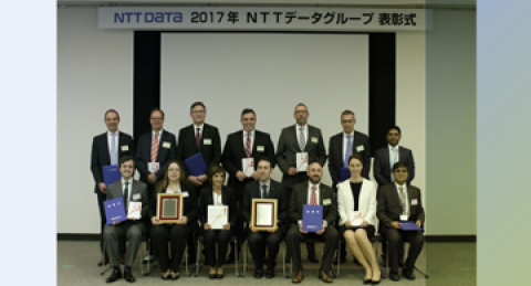 NTT DATA Awards 2017 to recognise everis projects and initiatives