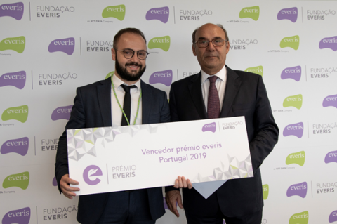 LifeTag vence os everis Portugal Awards 2019